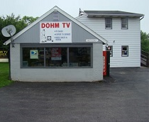 Dohm TV Repair Service Shop